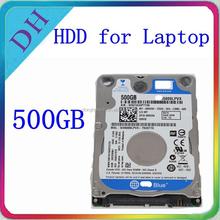 """Computer parts!! 500gb laptop hard disk/ hard drive, SATA 2.5"""" HDD"""