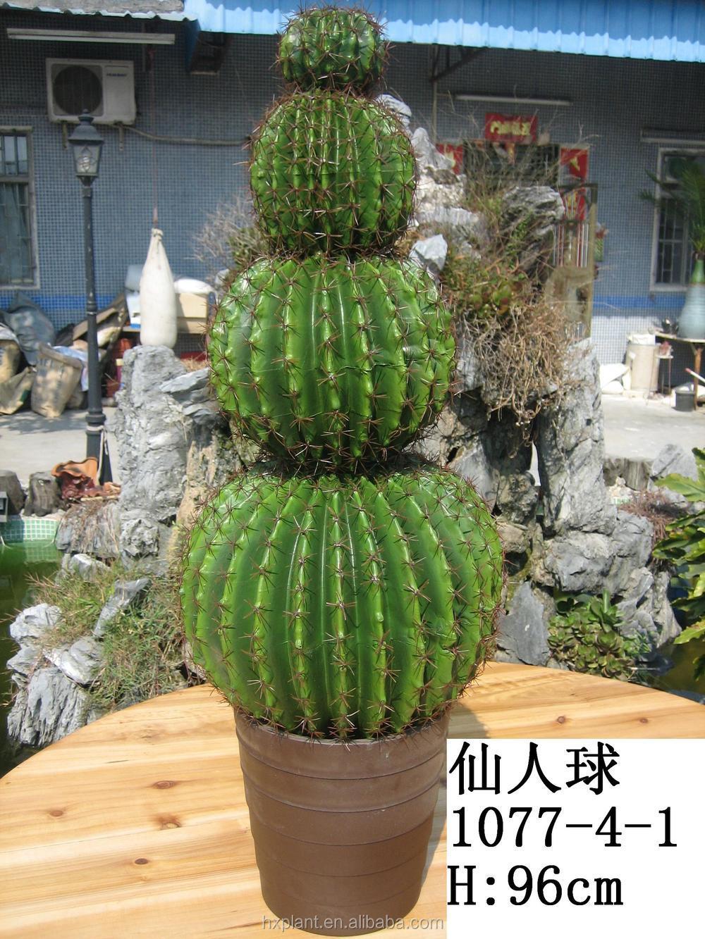 artificial de plástico plantas e árvores bonsai para decoração de