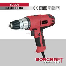 10mm 300W Mechnical two speed Electric Drill WORCRAFT ED-300