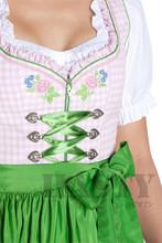 Dirndl Oktoberfest Dress 3pcs Cotton Polyester dirndl dress traditional dirndls