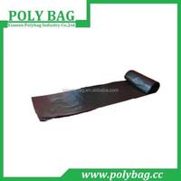 HDPE garbage packing star seal bag rolling packing