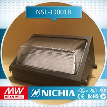 Free Samples 5year Warranty surface mounted led wall pack lights, solar led wall pack light, trending hot led wall pack