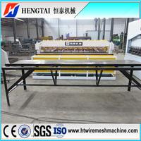 general equipme CNC heavy astm304 Welded Wire Mesh making Machine in rolls Mesh Welding Equipment Welding Wire Panel Machine