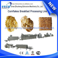 China goods wholesale Cornflake Cereal Extruder