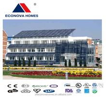 Econova solar system light steel prefabricated modular houses
