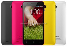 Android 4.2 with 3g android yxtel mobile phone and 854*480 MTK6582 1.3GHZ Quad-core