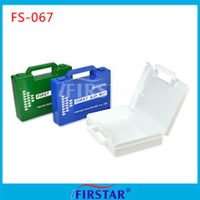 Safety emergency roller boxes plastic storage