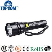 two mode max 1800 Lumens XM-L T6 LED water proof Flashlight Torch Light shock-proof Diving flashlight