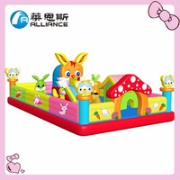 China mickey inflatable bouncer jumping castle