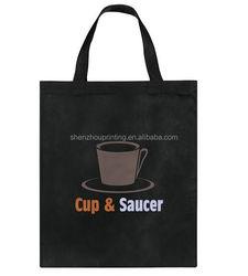 Fashion design non woven bag/pp non woven shopping bags/non woven drinks carry bags