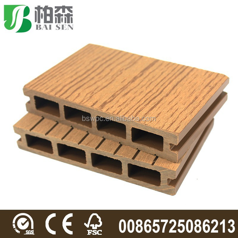 Wpc material composite decking china buy used composite for Non slip composite decking