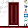 Barato calidad entrada puertas de madera diseño