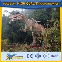 Cetnology amusement park unbelievable animatronic fabulous dinosaur model