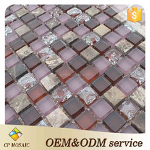 Foshan 10-Year Manufacturing Exp Factory Egypt Style Glass Mosaic