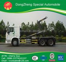 Most Popular Sinotruk Howo 6*4 Garbage Truck