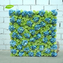 GNW FLW1508013 plastic wall flower decoration with good price on sale