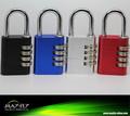 Alumínio de alta qualidade do fechamento de combinação, cadeado da combinação, fechadura digital, l344