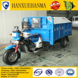 three wheel tricycle/garbage truck/3 tekerlekli motosiklet for Africa