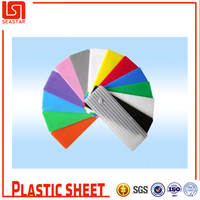 2-12mm colorful polypropylene plate material wholesaler in China