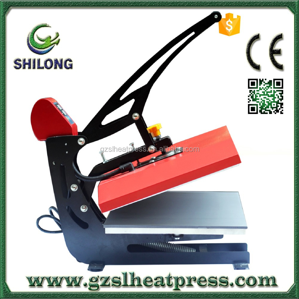 heat press tshirt printing machine