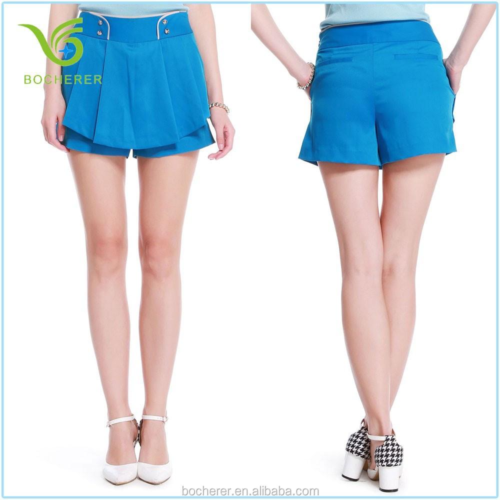 Original Pure Cotton Rolled Hem Chino Shorts