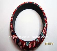 Polymer clay bangle popular with people in 2011