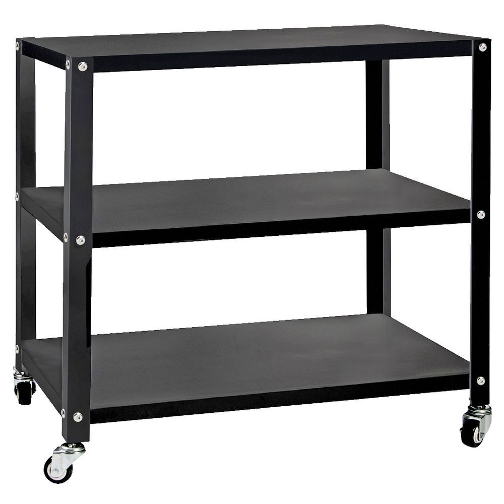 wholesale 3 tier shelf with wheels for bookcase ikea