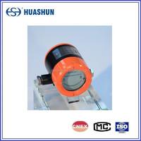 HS-ULC External Ultrosonic Liquid Level Switch apply for Caustic soda solution tank