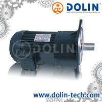Industrial 1hp 200 rpm Precision ac Electric Induction Gear Motor