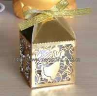 metallic paper Christmas bells Gift Bag Xmas Indoor Decorations Wholesale