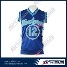 Custom Sublimation basketball shooting shirts,basketball shirts