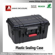 plastic equipment case with handle for equipment 335x236x176mm