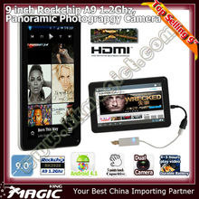 9 inch android super touch pad tablet with high quality