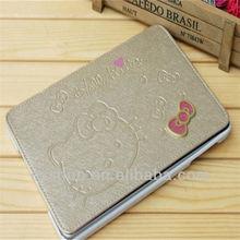 Cartoon pattern leather case for ipad mini