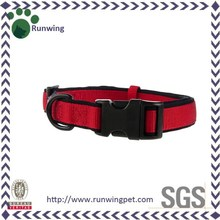 2015 New Fashion Neoprene Comfortable Padded Dog Collar