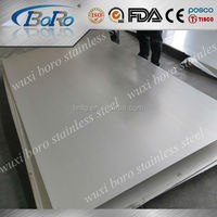 Best quality 321/316/316l/304l/304 stainless steel sheets,stainless steel price per kg
