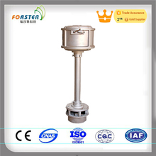 axial flow water turbine permanent magnet generator