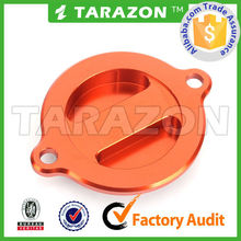Tarazon Wholesale CNC Billet Oil Filter Cover for Offroad Bike