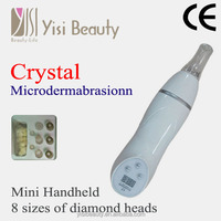 Portable mini home use crystal microdermabrasion machine diamond peel machine beauty equipment for sale for promotional gifts