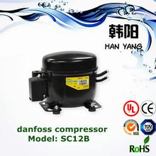 SC12B cheap refrigeration refrigerator and freezer compressor