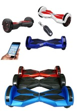 Popular in U.S electric unicycle mini scooter two wheels self balancing /electric hover board scooter bulk on sale