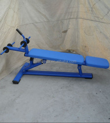 gym equipment/Adjustable Ab Bench /abdominal exercise equipment