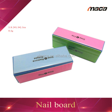 hot new products nail polish sanding buffer & cuticle pusher