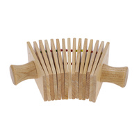 High Quality Rhythm Band School Children Musical Instruments Toy Wooden Strips Kokiriko Percussion Toy