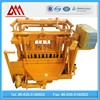 machines for small industries QT40-3A mobile automatic concrete block making machine