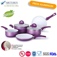 5 Piece Press Aluminum Cookware Set Offer Now with Discounted Price