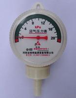 mini biogas plant accessories biogas pressure gauge