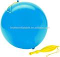 Venta caliente pequeño golpe de embalaje del globo, banda de goma del globo