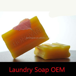 Laundry detergent soap/laundry bar soap/laundry soap125g OEM