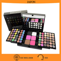 78 color Makeup Multi Colored Private Label Eyeshadow Palette